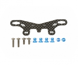 TT-02-S Carbon Damper Stay F