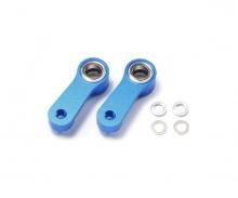 TRF420/419/TA07 Alu Steering Arm Set