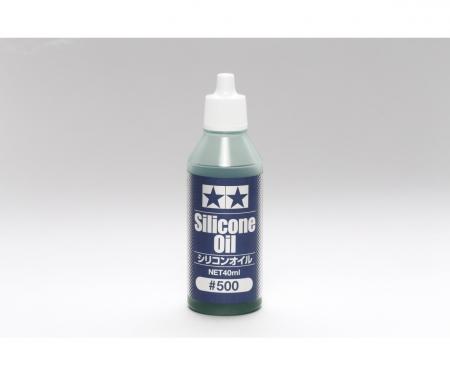 TAMIYA Silikon-Öl #500 40ml