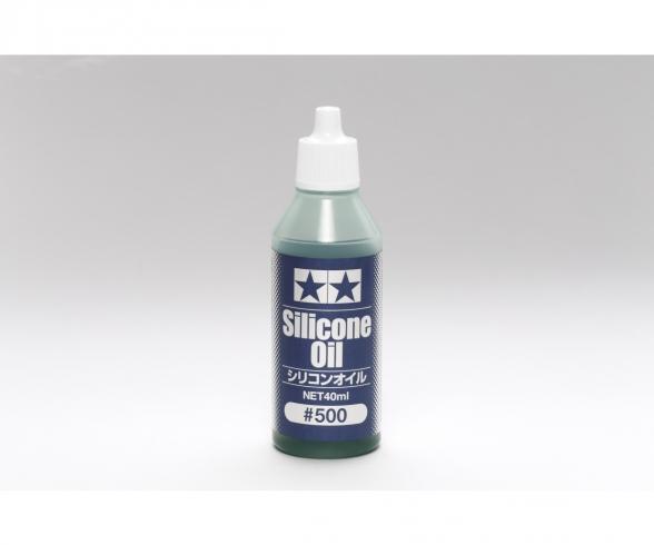 Silicone Oil #500