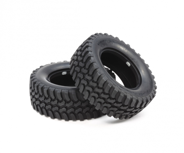 CC-01 Mud Block Tires *2