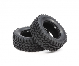 CC-01 Mud Block Tires (2)