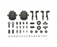 TA07 A-Teile Carbon verst. Getriebegeh.