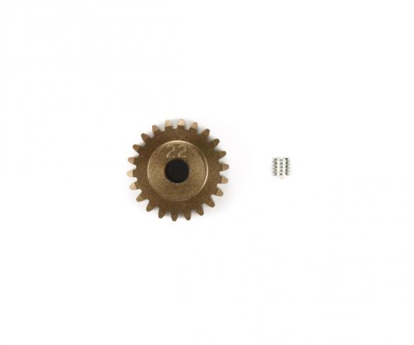 Pinion Gear Coated Alu 22T M0.6