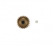 Pinion Gear Coated Alu 22T M0.6