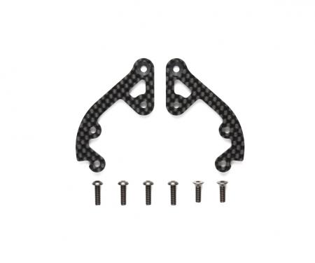 TA07 Carbon Stiffeners (Rear)