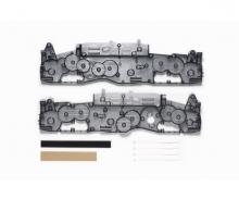 G6-01 D-Teile Chassis Grau-Transparent