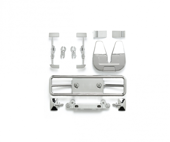 1:14 H-Parts Racing Truck (Chrome)