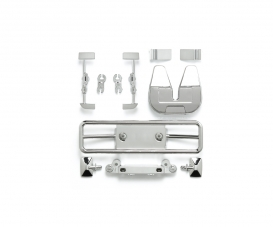 Racing Truck H Parts (Chrome)