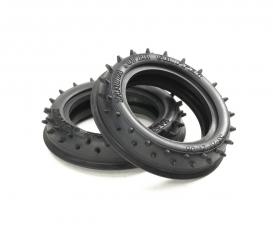 2WD Rib-Spike F Tires (2) 60/60