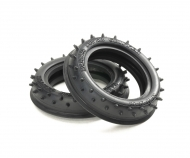2WD Rib-Spike F Tires *2