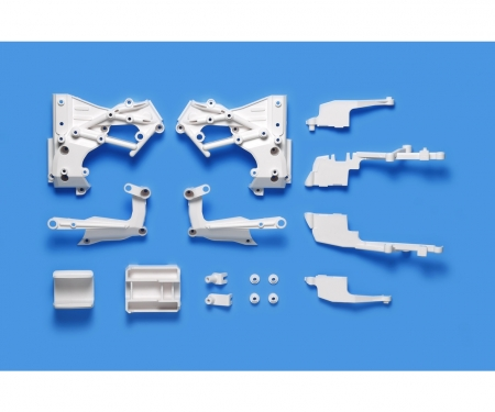 T3-01 C-Teile Chassis Weiss