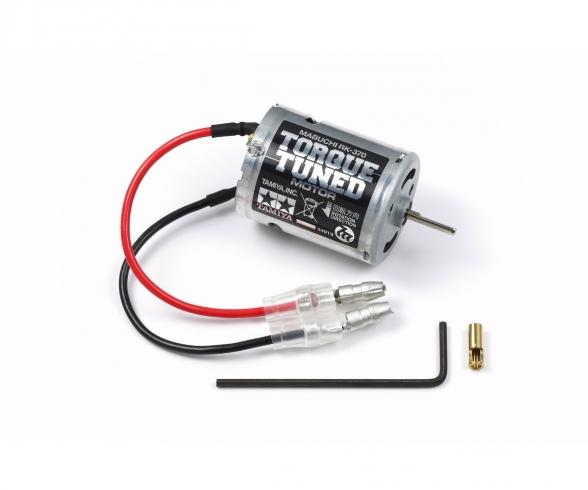 T3-01/SW01 Type 370 Torque-Tuned Motor