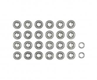 GF-01 Full Ball Bearing Set (24+2)