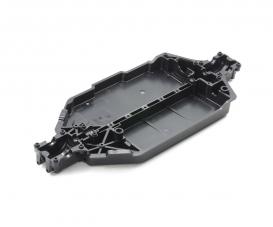 TT-02 Lower Deck (Hard/Bla)