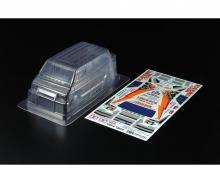 Lunch Box Mini Clear Body