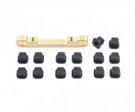 Brass Adjustable SusMt (E)