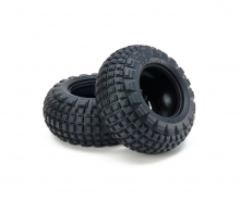 ST Block F Bubble Tire Soft *2