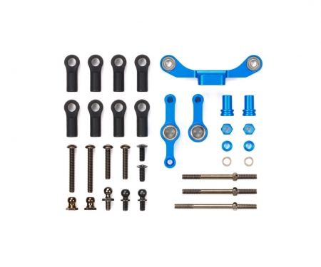 TT-02 Alu. Steering Set LT