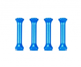 M-08 Alum. Frame Posts (4) blue