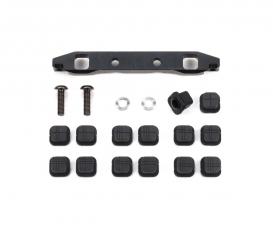 TT-02S Steel Adjust SusMt Rear