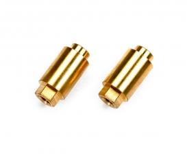 TRF420 Brass Bumper Posts