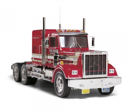 1:14 RC US Truck King Hauler Kit