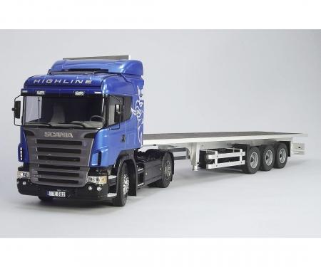 1:14 RC EU Truck Scania R470 Highlin Kit
