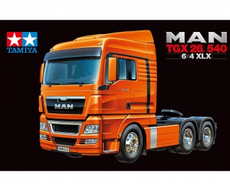 1:14 RC LKW MAN TGX 26.540 XLX 6x4 3Axle
