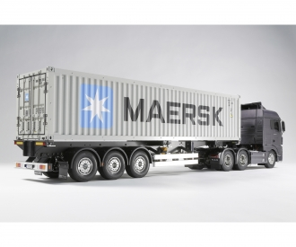 1:14 RC 40ft.Container Semi-Trail.Maersk