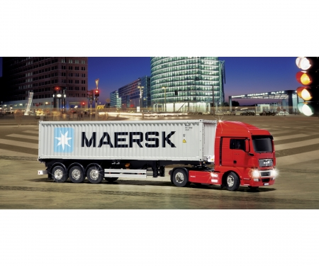 1:14 RC 40ft.Container Auflieger Maersk