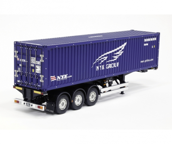1:14 RC 40ft NYK  Container Semi-Trailer