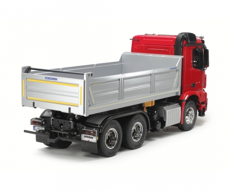 Arocs 3348 Tipper Red/Silver