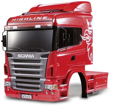 1:14 Body-Set Scania R620 6x4 Highline