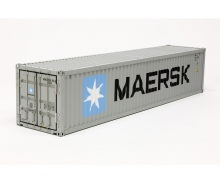 1:14 40ft. Maersk Container Kit f.56326