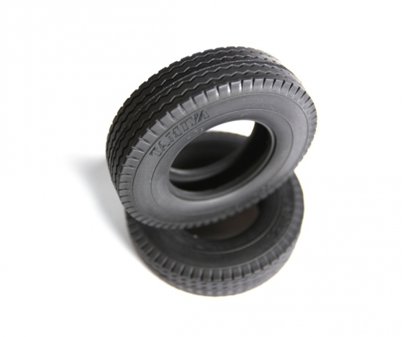 1:14 Tractor Truck Tire (2) hard / 22mm