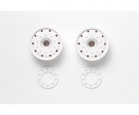 BB Wheels (30mm/Whi) *2
