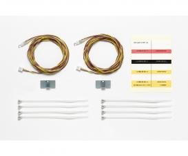 MFC LED-Set 3mm gelb L:1100mm