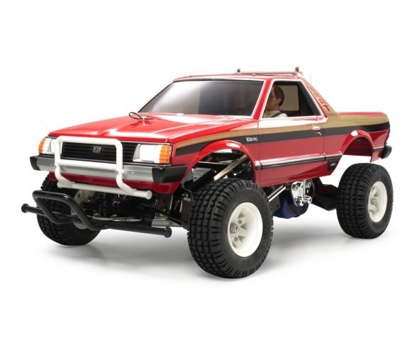 1:10 RC Subaru Brat 2WD PickUp Re.Re