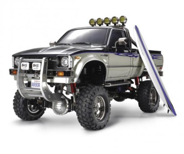 1:10 RC Toyota HiLuxHighLift 4x4 3-Speed
