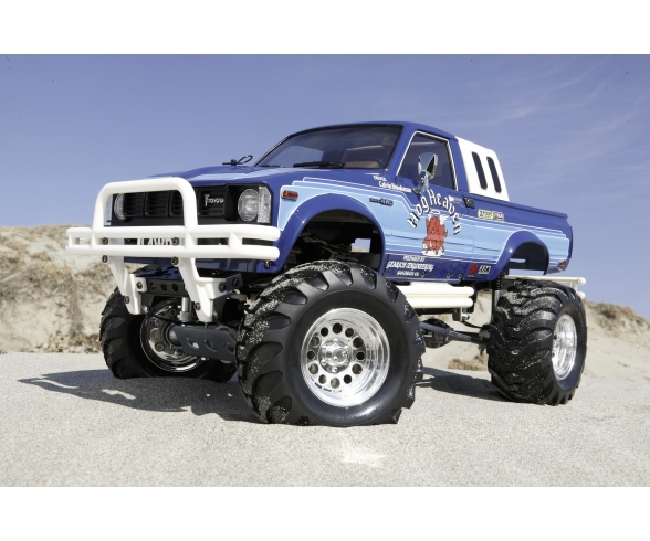 1:10 RC Toyota 4x4 Pick Up Bruiser 2012