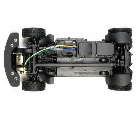 1:10 RC XV-01 Lancia Delta HF Integrale