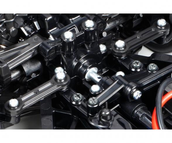 1:10 RC Lancia Delta HF Integrale TT-02