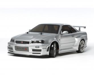 1:10 RC NISMO R34 GT-R Z-Tune (TT-02D)