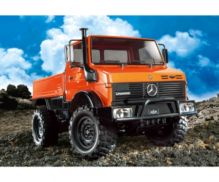 1:10 RC Mercedes Benz  Unimog 425(CC-01)