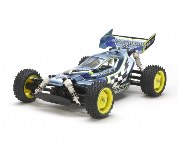 1:10 RC Plasma Edge II TT-02B 4WD