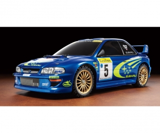 1:10 RC Impreza Monte-Carlo 99 (TT-02)