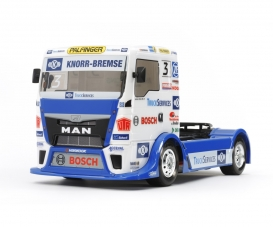 1:14 RC Team Hahn Racing MAN TGS TT-01E