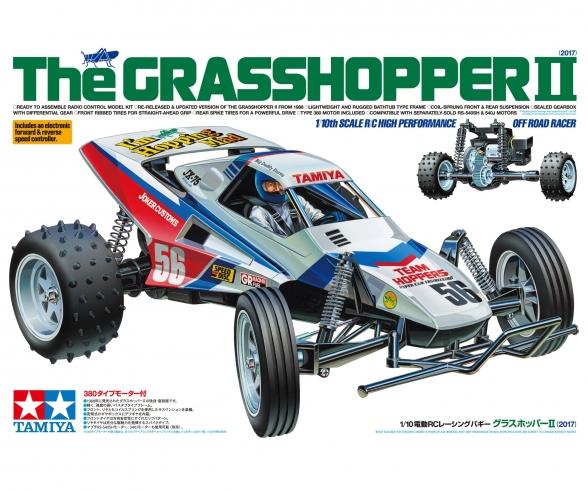 1:10 RC The Grasshopper II 2017