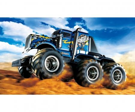 Konghead 6x6 (G6-01)